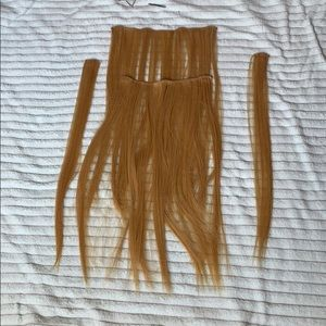 Blonde/ strawberry Blonde Hair extensions